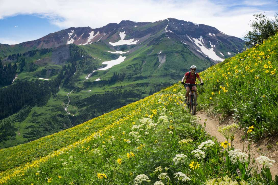 Melissa Komadina Crested Butte Trail 401