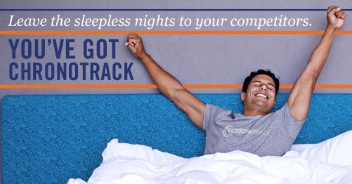 ChronoTrack Competitors Facebook Ad