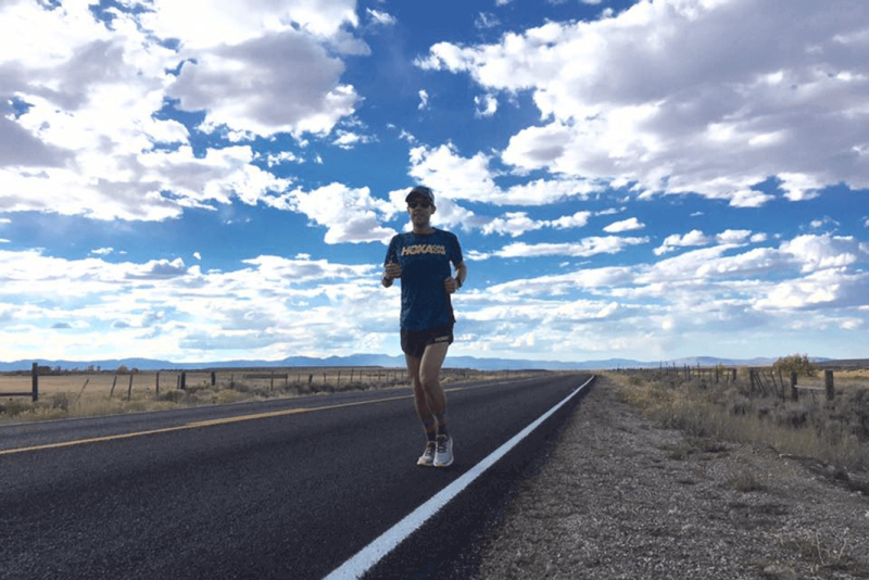 Pete Kostelnick on Track to Break Record for Running Across the US Blog Post
